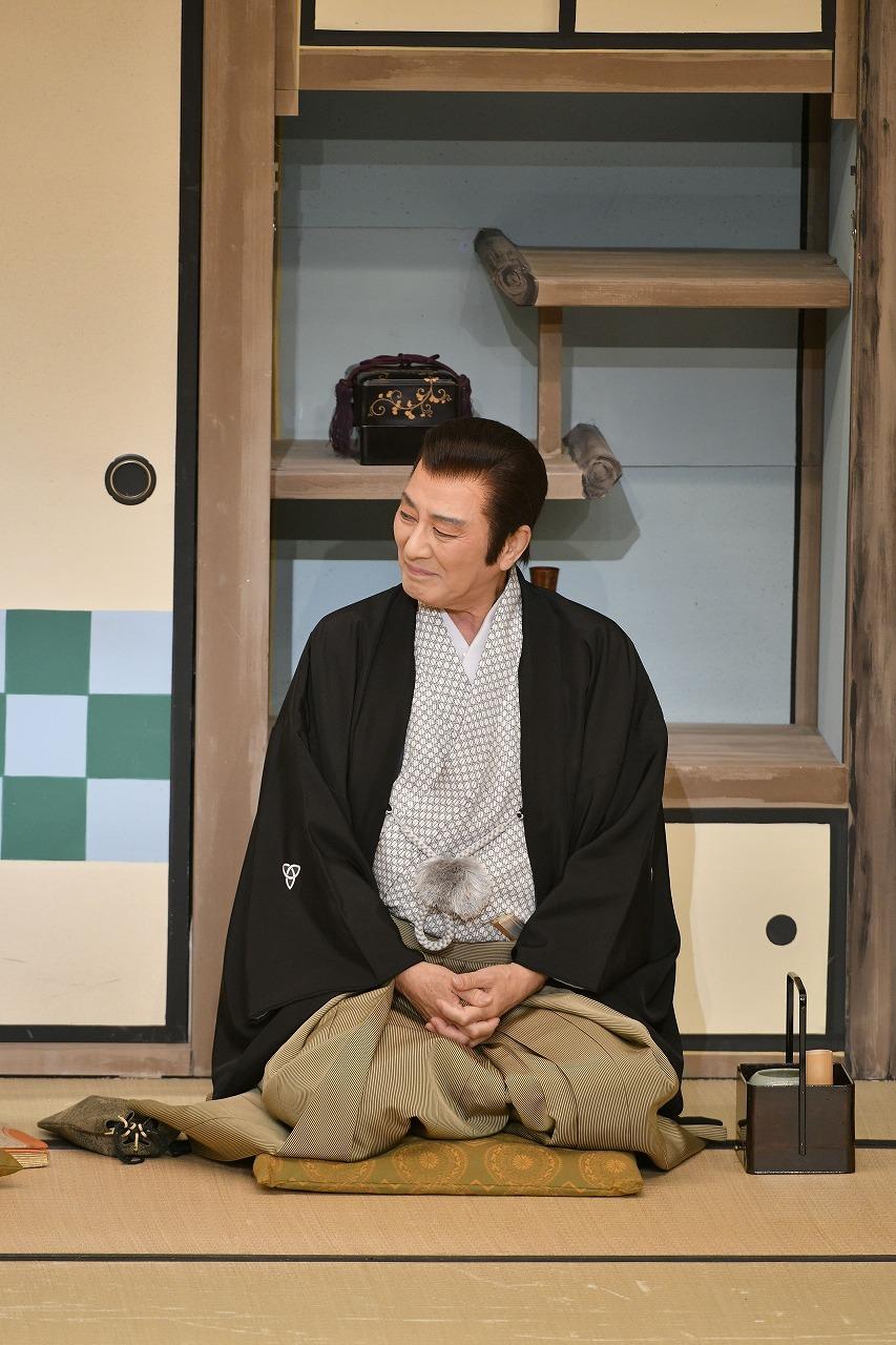 『おあきと春団治〜お姉ちゃんにまかしとき〜』舞台写真 田村亮 /(C)松竹