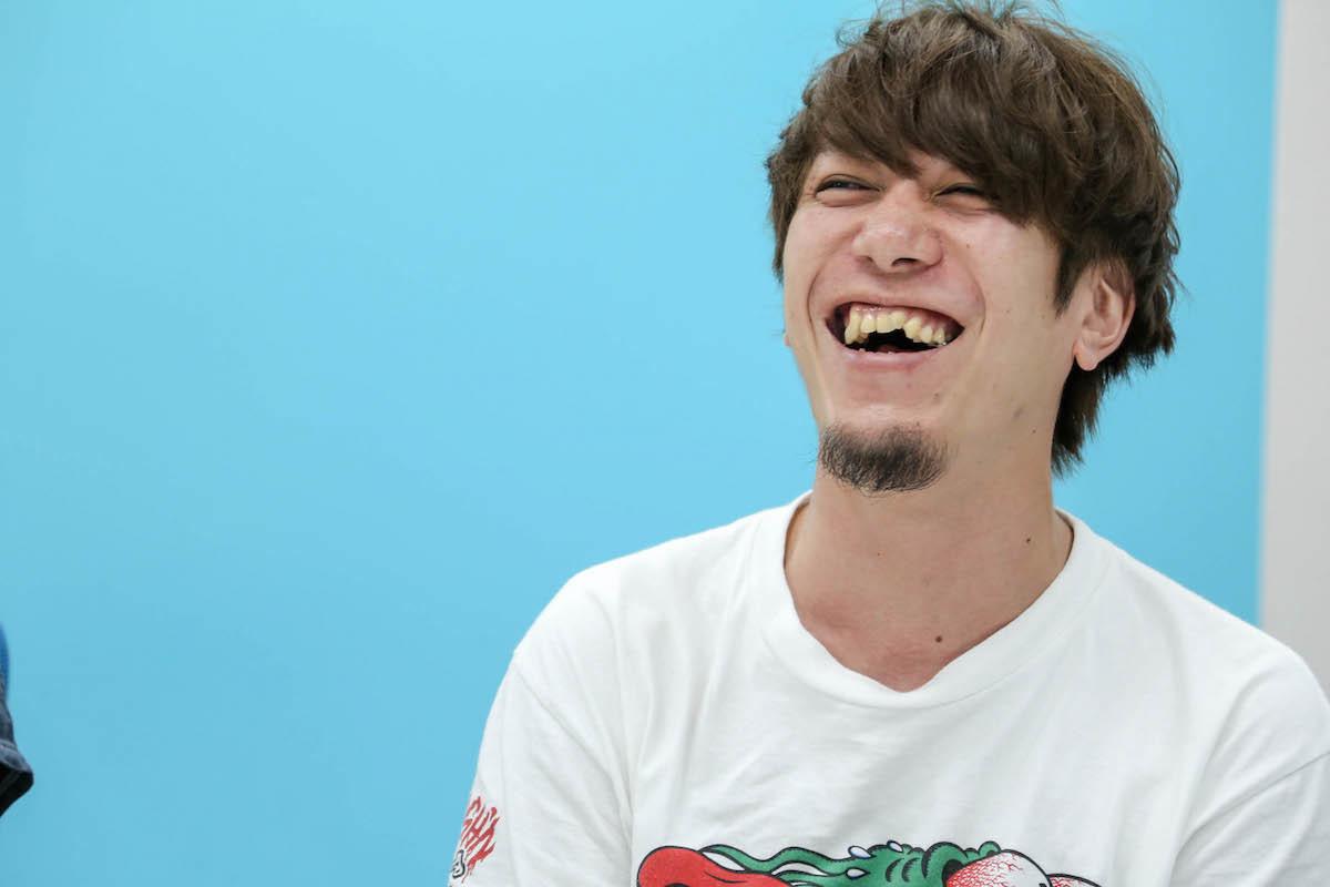 HEY-SMITH・満 撮影=風間大洋