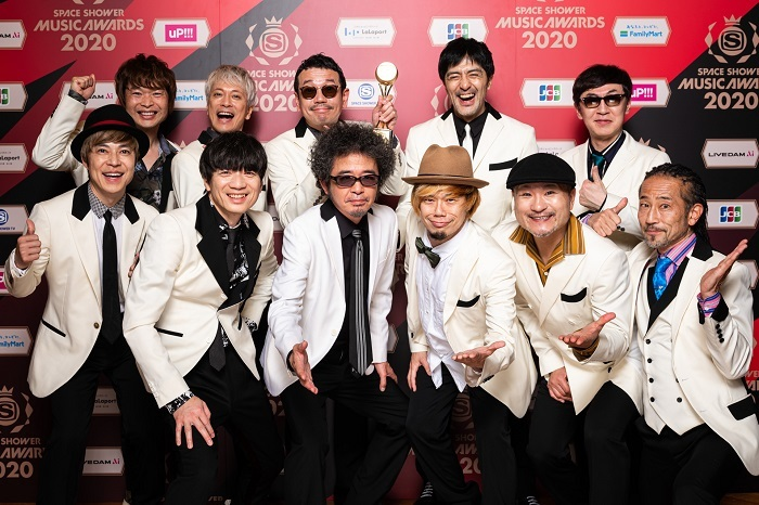 17_BEST RESPECT ARTIST_東京スカパラダイスオーケストラ_奥田民生_TAKUMA(10-FEET)