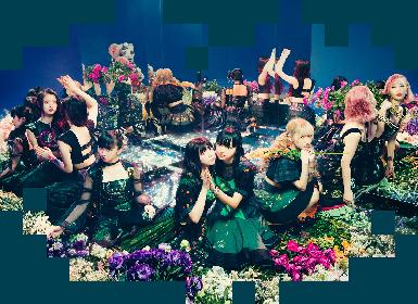 ZOC、アルバム『PvP』リリース記念衣装展開催 新メンバー初お披露目となるツアー初日公演の配信チケット販売も決定
