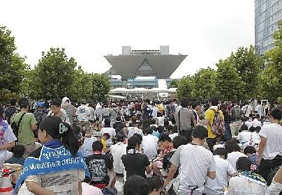 東京ビッグサイトで夏のコミケが開幕!