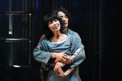 舞台『メトロポリス』開幕! 松たか子「勇気を持ってこの世界に飛び込みたい」