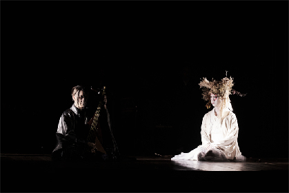 「中村壱太郎×尾上右近 ART歌舞伎」配信観劇レポート~7月19日までアーカイブ配信中