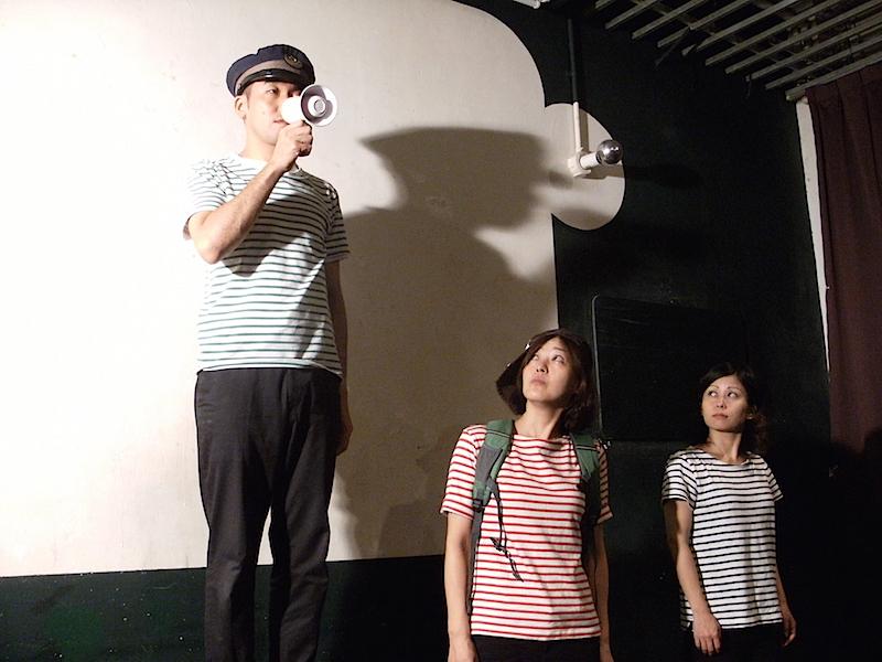 コンブリ団『夏休みのばあちゃん家』大阪公演より