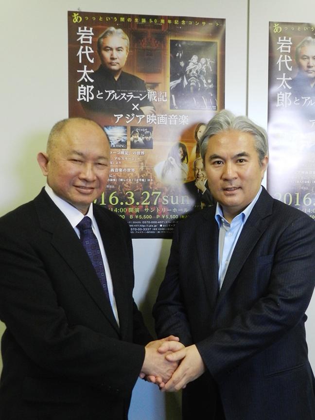 ジョン・ウー 岩代太郎