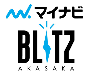 マイナビBLITZ赤坂ロゴ