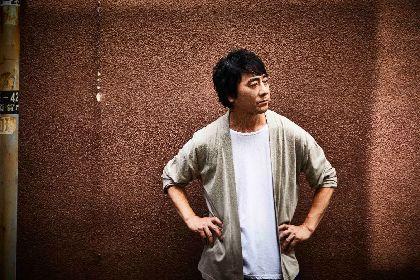 山崎まさよし、25周年のキックオフとなるEPのリリースを発表 ジャケットデザインはデビュー作にオマージュ