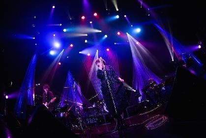 moumoon、約2年ぶりの単独公演『moumoon FULLMOON LIVE SPECIAL 2017 ~中秋の名月~』東京編オフィシャルレポート