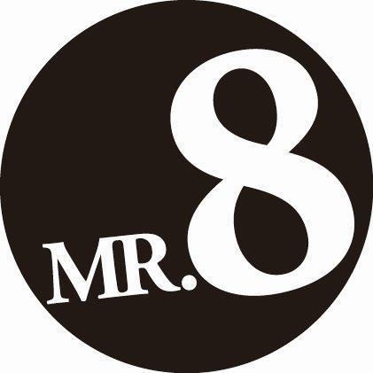 MR.8ロゴ