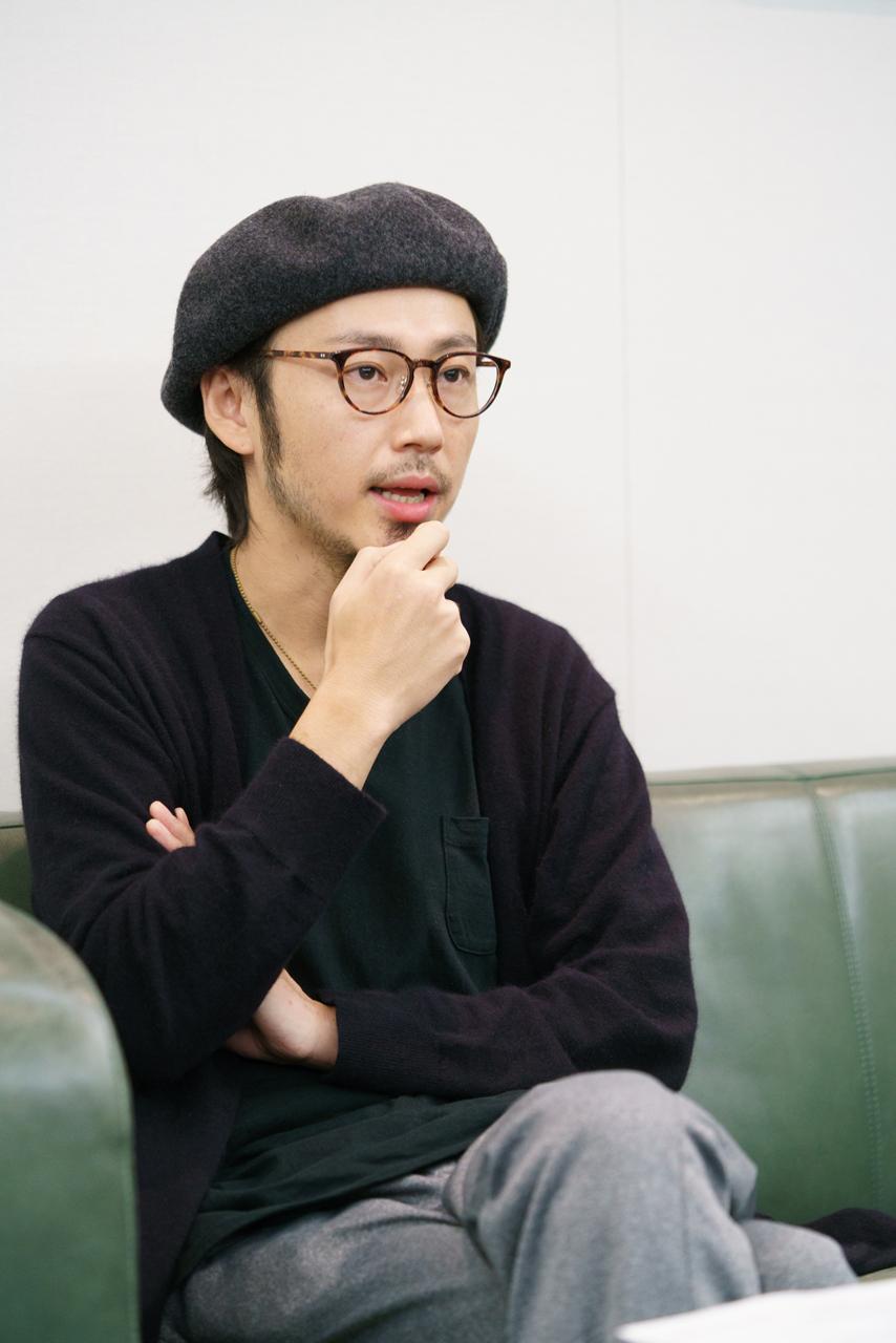 ACIDMAN・大木伸夫 撮影=菊池貴裕