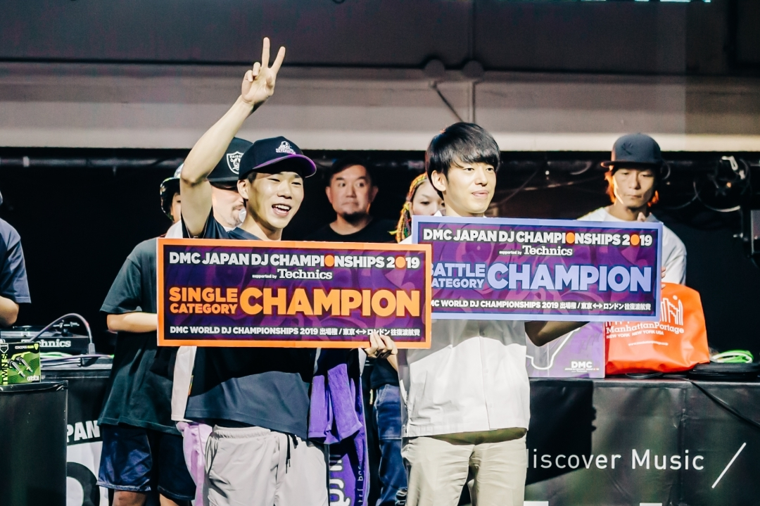 『DMC JAPAN DJ CHAMPIONSHIP 2019 FINAL supported by Technics』
