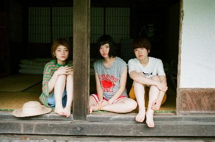 SHISHAMO、武道館公演を収めた映像作品を8月にリリース 宮崎朝子描き下ろしのジャケも解禁に