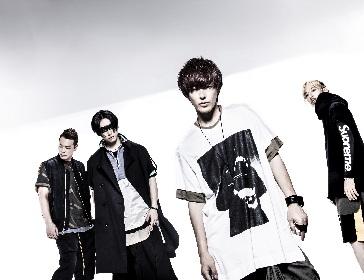 SPYAIR、日本武道館公演のライブ映像作品を10月にリリース
