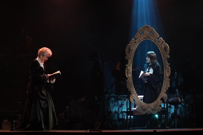 音楽朗読劇『黑世界~リリーの永遠記憶探訪記、或いは、終わりなき繭期にまつわる寥々たる考察について~』('20年)