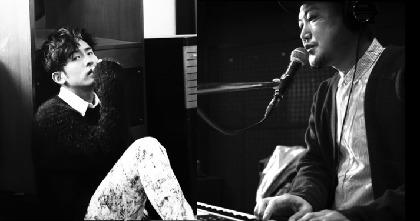 風味堂・渡和久が盟友・Kをゲストに初の配信ライブ開催