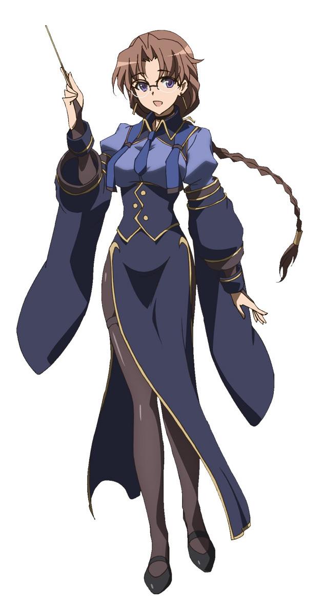 ミランダ(CV:井上喜久子)