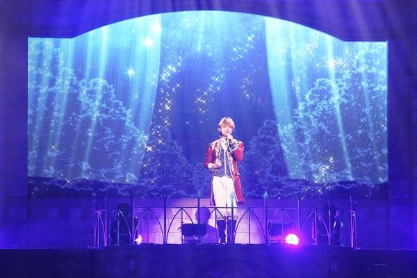 浅沼晋太郎【そばにいて『魔法にかけられて』】 Presentation licensed by Disney Concerts. (C)Disney