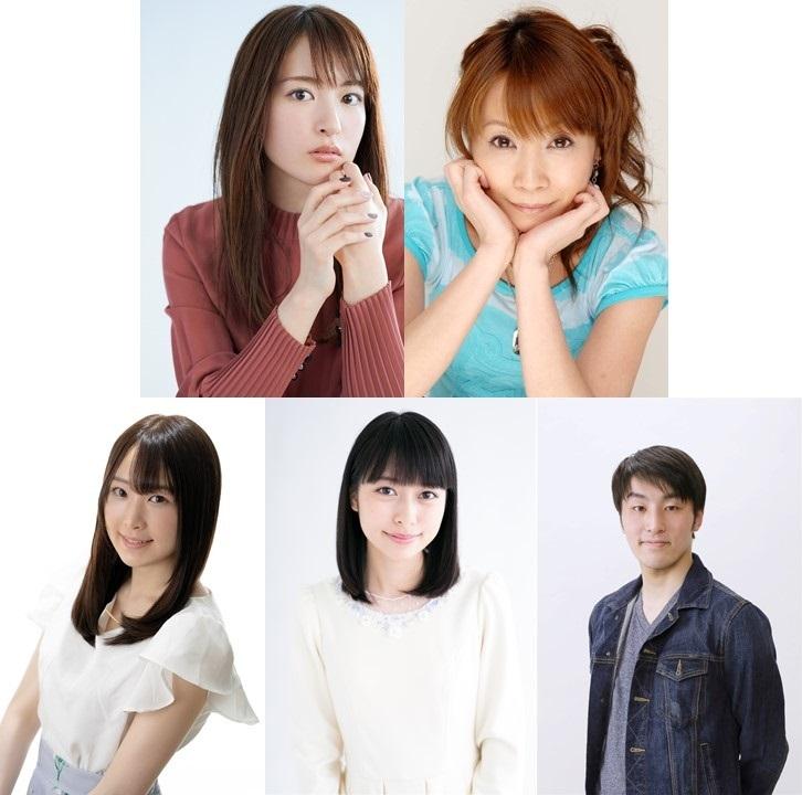 TVアニメ『マジカパーティ』 (C)MAZICA PARTY PROJECT・TVO