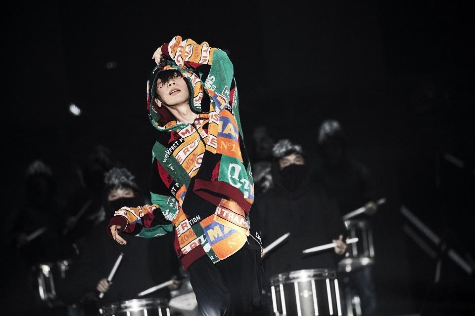 米津玄師 2018 LIVE / Flamingo 10月27日(土)幕張メッセ 撮影=太田好治 / yoshiharu ota