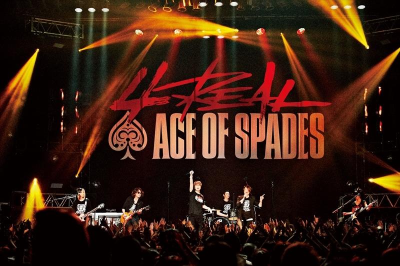 ACE OF SPADES、TERU、TAKURO