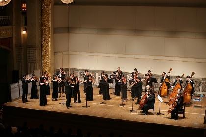 メイシアターに鳴り響く、大阪フィルのメンバーによる弦楽合奏の調べ!