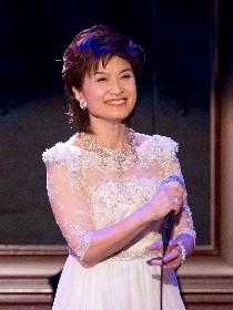 元劇団四季の主演女優・久野綾希子がソロライブを開催 『CAT'S』、『エビータ』楽曲を披露