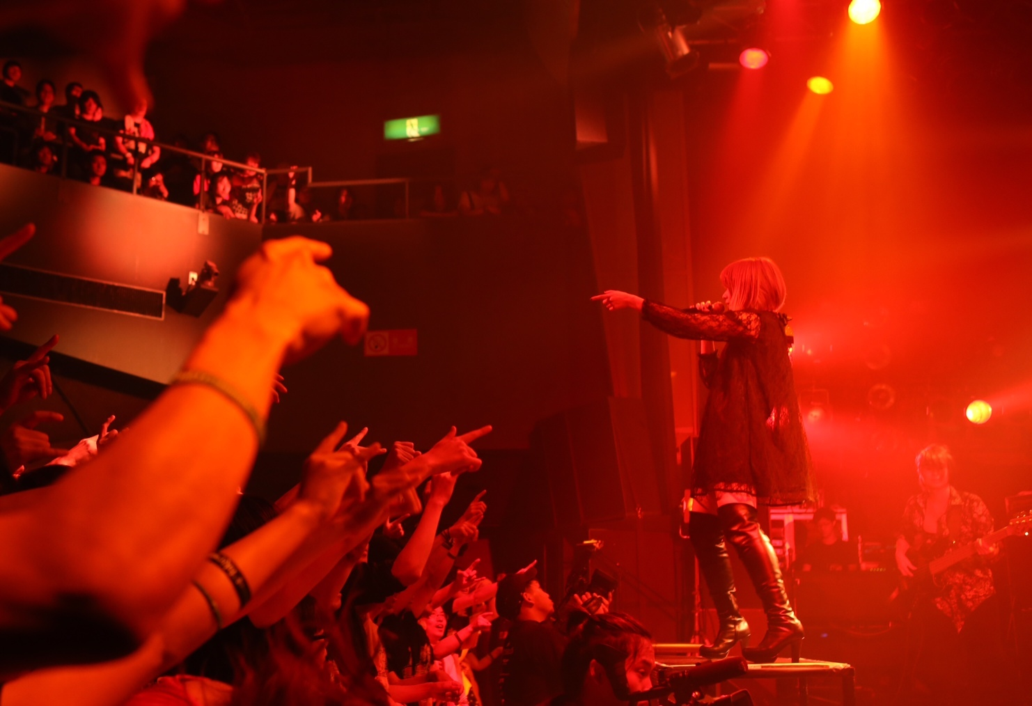 『Fuki Commune Oneman Live ~Fuki Fes.~』 撮影=當摩果奈絵