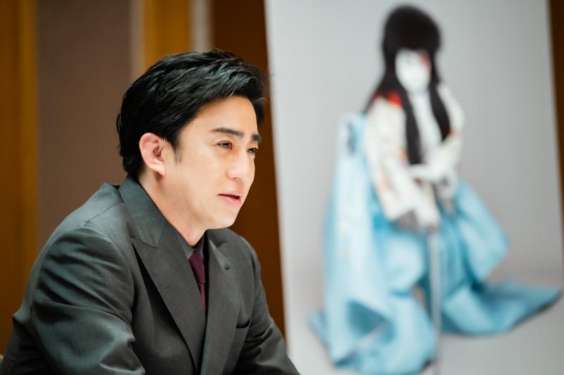 2020年12月には『図夢歌舞伎』の第二弾『弥次喜多』が、市川猿之助の演出で制作された。幸四郎は主人公の弥次さんを勤めた。