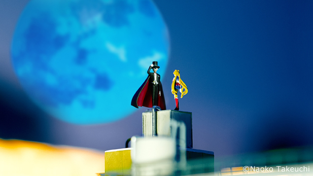 『SMALL WORLDS TOKYO』『美少女戦士セーラームーン』エリア