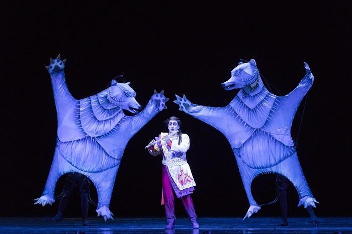 『魔笛』 (c)Richard Termine/Metropolitan Opera