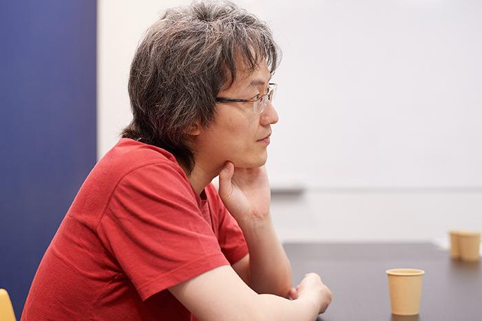 鈴木優人 (撮影:早川達也)
