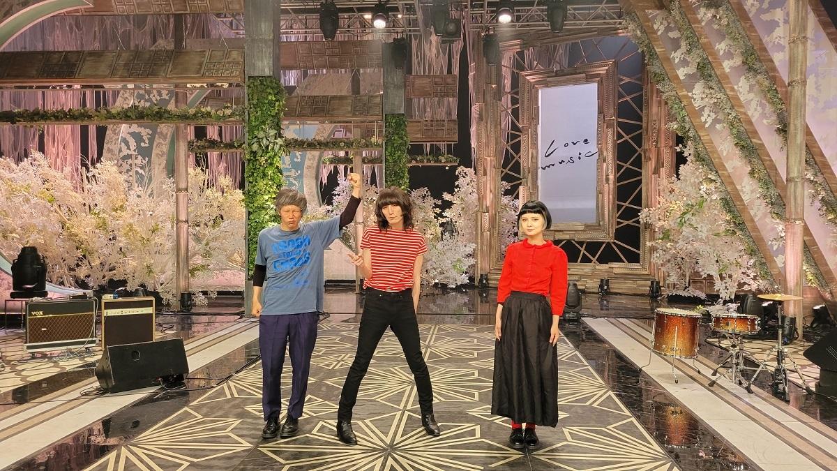 ドレスコーズ、リンダ&マーヤ