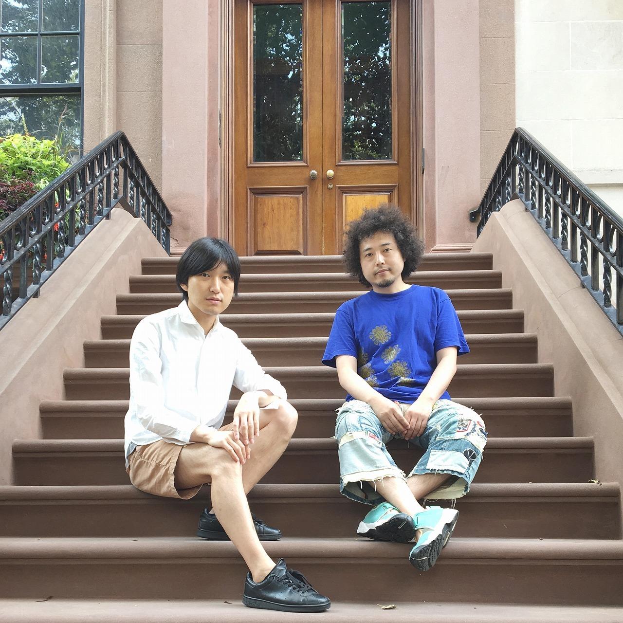 蓮沼執太&U-zhaan