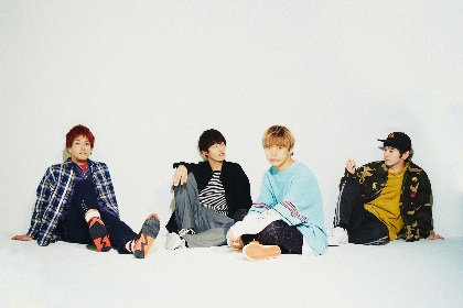 04 Limited Sazabys、シングルリリース前日にLINE LIVEを生配信