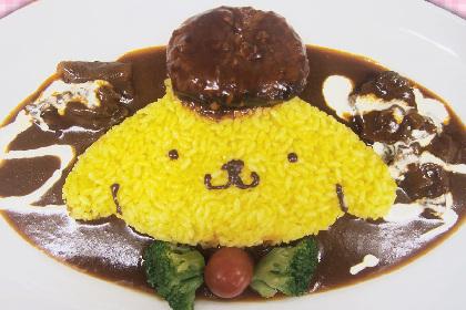 """サンリオキャラクターのかわいい料理が""""レギュラーメニュー化""""をかけて総選挙、中間発表1位は?"""