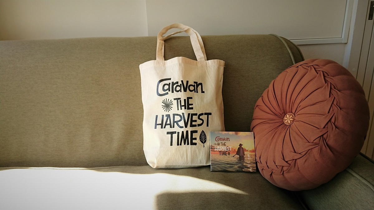 The Harvest Timeトートバック