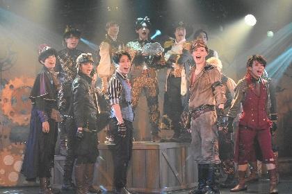 MeseMoa.×浅井さやか、とびきりの冒険譚! ミュージカル『Phantom Quest』ゲネプロレポート