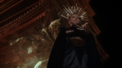 HYDE feat. YOSHIKI 世界遺産・東寺で撮影した「ZIPANG」MVがiTunes MVランキング1位