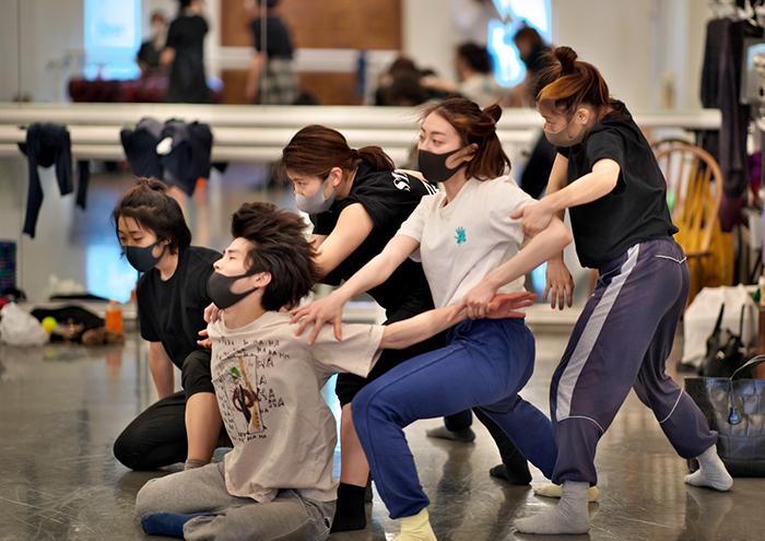 オペラ座の怪人『Phantom ファントム』リハーサル ©DUKE