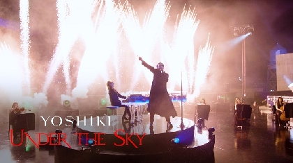 YOSHIKI、全世界プロジェクト「UNDER THE SKY」 マリリン・マンソン、ザ・チェインスモーカーズらとの驚異的なパフォーマンスを解禁