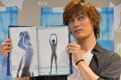 加藤和樹、全裸ショットを堂々披露「恥ずかしさ云々ではなく、一表現者同士、向き合って撮れた」 写真集『加藤和樹という男』を語る