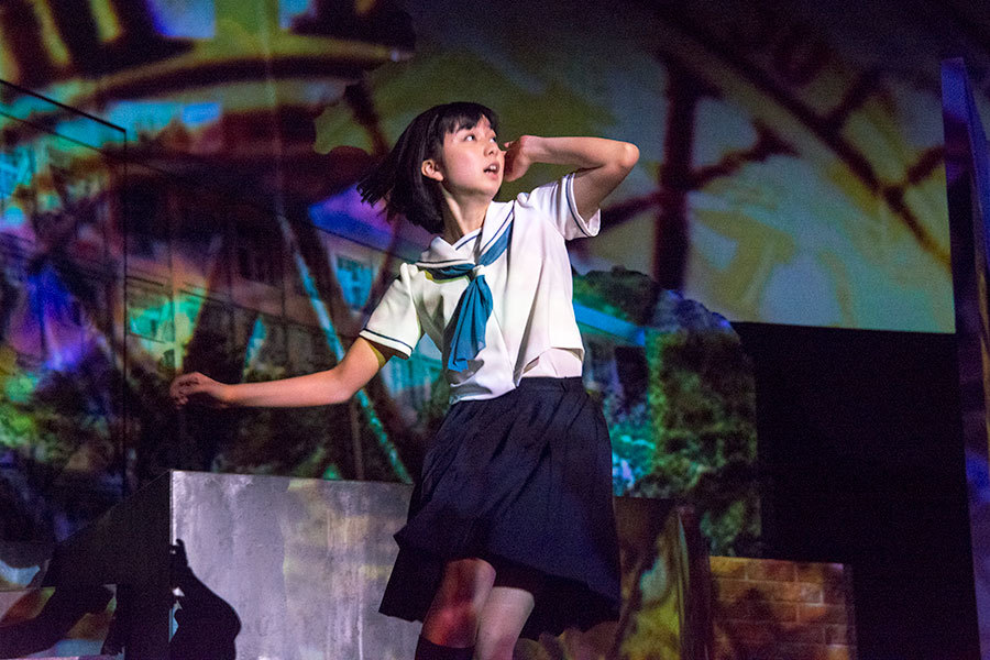 舞台『続・時をかける少女』上白石萌歌