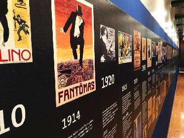 現存する最古のフランス映画制作会社「Gaumont(ゴーモン)」の歴史をたどる展覧会、横浜赤レンガ倉庫で開催