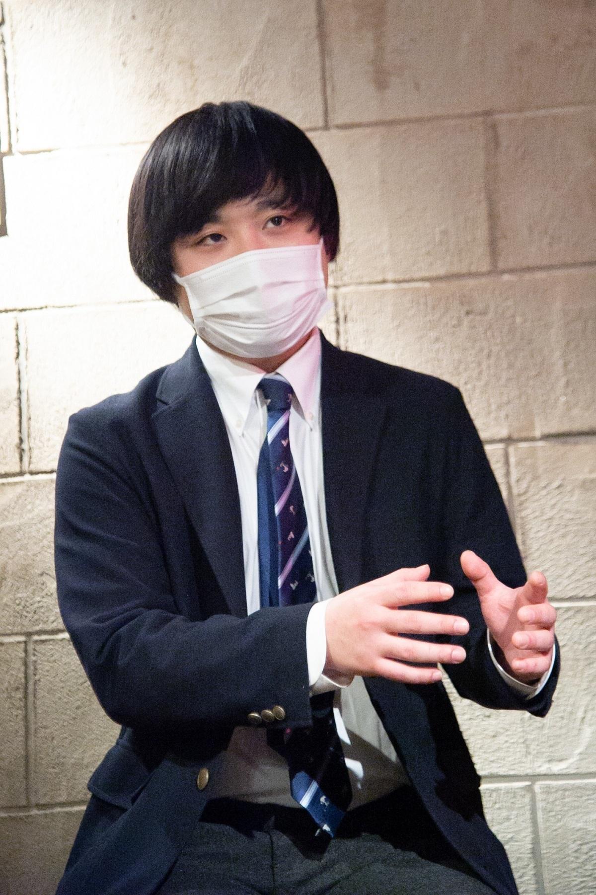 滝田 創氏(たきた)