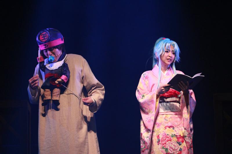舞台『幽☆遊☆白書』ゲネプロ模様より