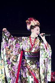 龍 真咲、宝塚トップからシンガーへ 6,000人を魅了した世界を巡る豪華絢爛ステージ『龍 真咲 コンサート2017』