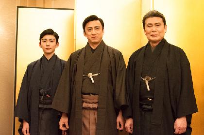 高麗屋三代同時襲名(白鸚・幸四郎・染五郎)関連テレビ番組をまとめて紹介