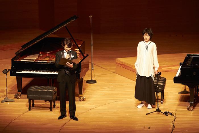 左から 日野真一郎(LE VELVETS)、紀平凱成