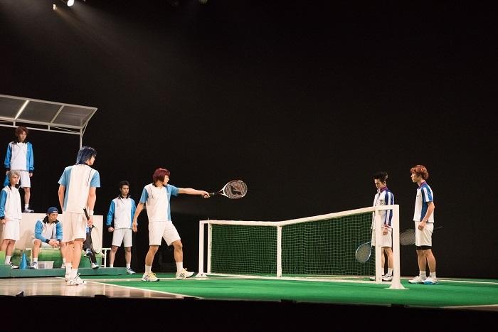 ©許斐 剛/集英社・NAS・新テニスの王子様プロジェクト ©許斐 剛/集英社・テニミュ製作委員会