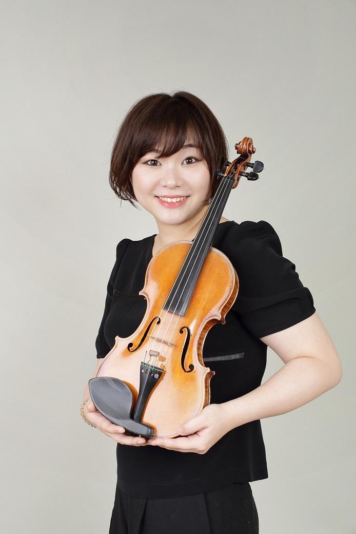 ソロにアンサンブルに大活躍のコンサートマスター松浦奈々 (C)s.yamamoto